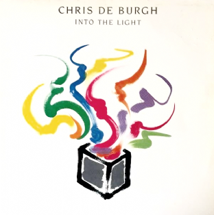 Chris De Burgh - Into The Light (LP) (NM/VG)